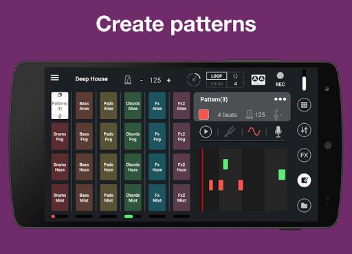 Remixlive - drum & play loops 3.3.5 screenshots 3