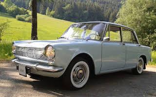 Simca 1300 TS Rent Žilinský kraj