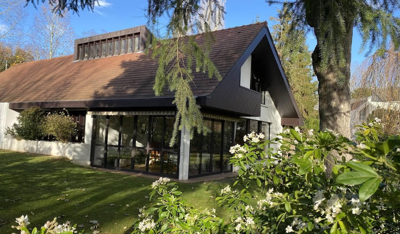 Maison avec jardin Maisons-Laffitte
