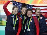 Droef nieuws: 23-jarige Olympische medaillewinnares overleden