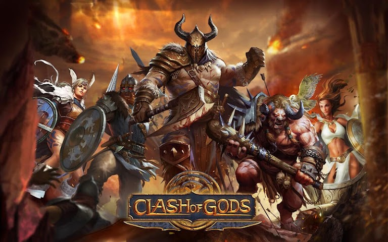 android Clash Of Gods Screenshot 10