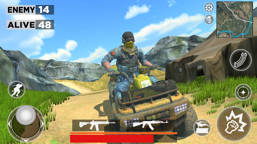 Free Battle Royale: Battleground Survival 2 screenshots 5
