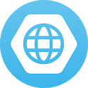 JioPages: Faster, Safer & Simply Yours Web Browser icon