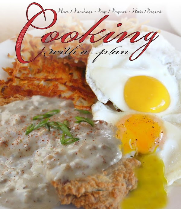 Awesome Country Fried Steak & Eggs Recipe