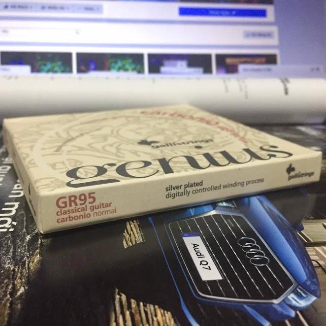 Dây Đàn Guitar Classic - Galli GR95