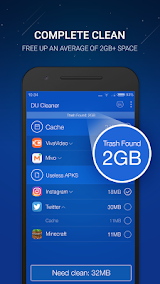DU Cleaner – Memory cleaner & clean phone cache Apk Download Free for PC, smart TV