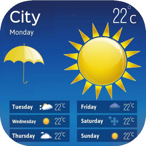 날씨 오늘 2016 天氣 LOGO-玩APPs