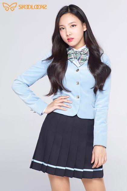 nayeon uniform 7