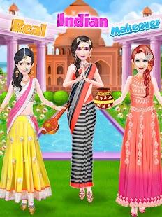 Real Indian Wedding Makeover Screenshot Thumbnail