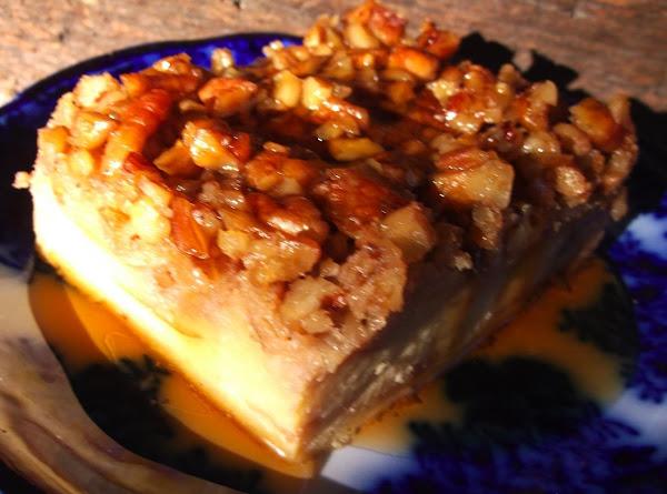 Maple Nut Breakfast Casserole Recipe