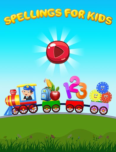 Learn English Spellings Game For Kids, 100+ Words. 1.7.4 screenshots 1