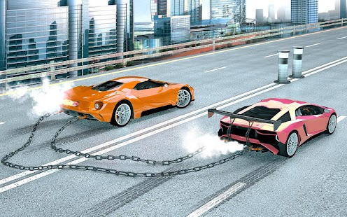Chained Cars Stunts 3D - náhled