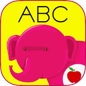 Animals Alphabet Flashcards
