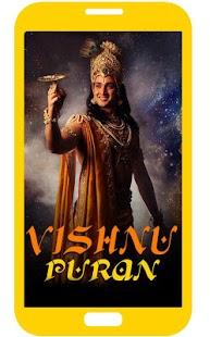 Vishnu Puran History - náhled
