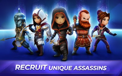 Assassin's Creed Rebellion APK screenshot thumbnail 16