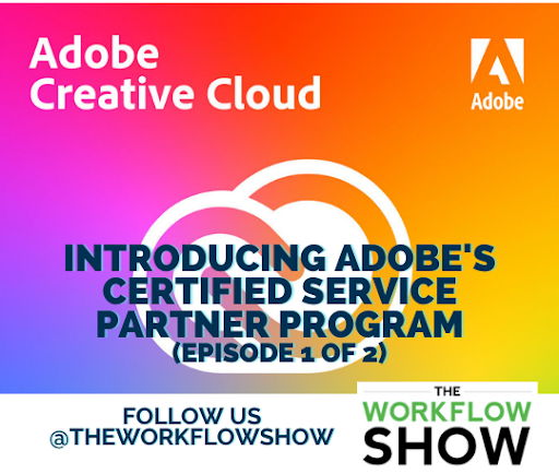 """Adobe Names CHESA """"Adobe Certified Service Partner"""" for Video and Audio"""
