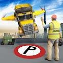 Flying Garbage Truck Flight Pilot: Trash Cleaner icon