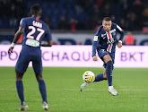 Le PSG s'est imposé 4-0 contre Dijon