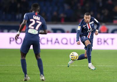 🎥 Le geste fou de Kylian Mbappé lors de PSG - Saint-Etienne