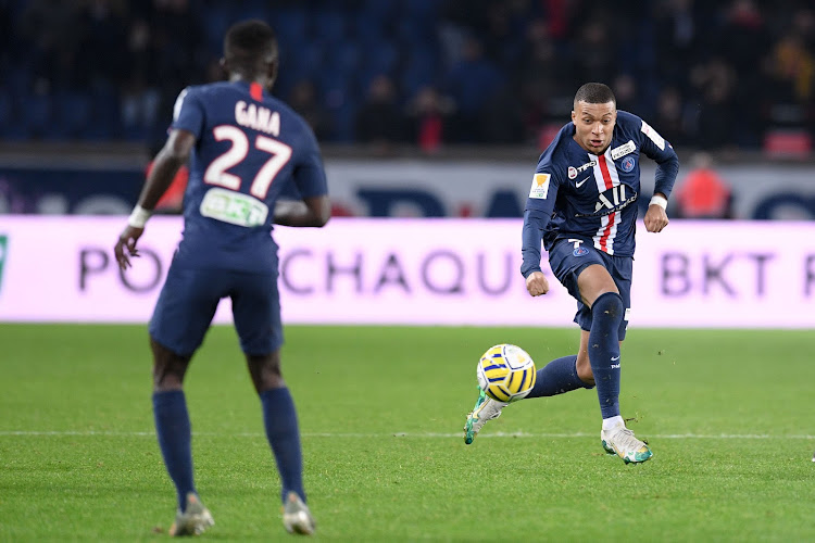 Ligue 1 : Le PSG s'impose facilement à Dijon