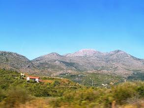 Photo: Adriatic coast - Dinaric Alps