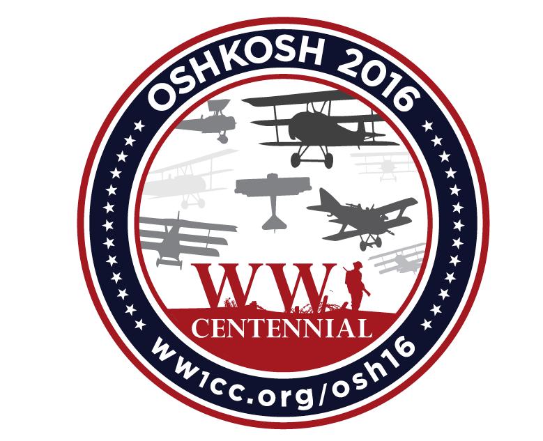 Oshkosh 2016 sticker