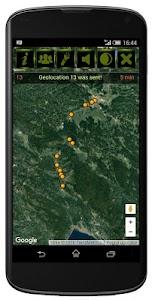 GPS SMS SOS screenshot 2