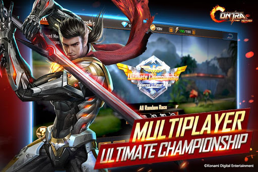 Garena Contra: Return 1.6.50.5040 Cheat screenshots 2