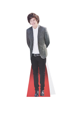 Pappfigur, Harry Styles