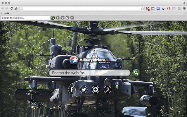 U.S. Army New Tab Photos