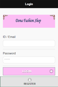 Dona Fashion Shop screenshot 0