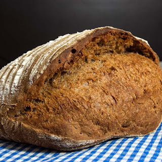 Traditional Swedish Sourdough Wort Bread Recipe