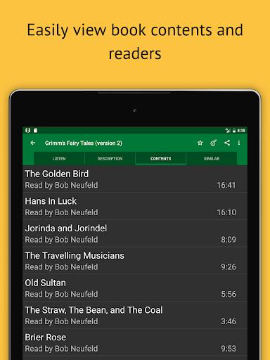 LibriVox Audio Books Free  screenshots 14