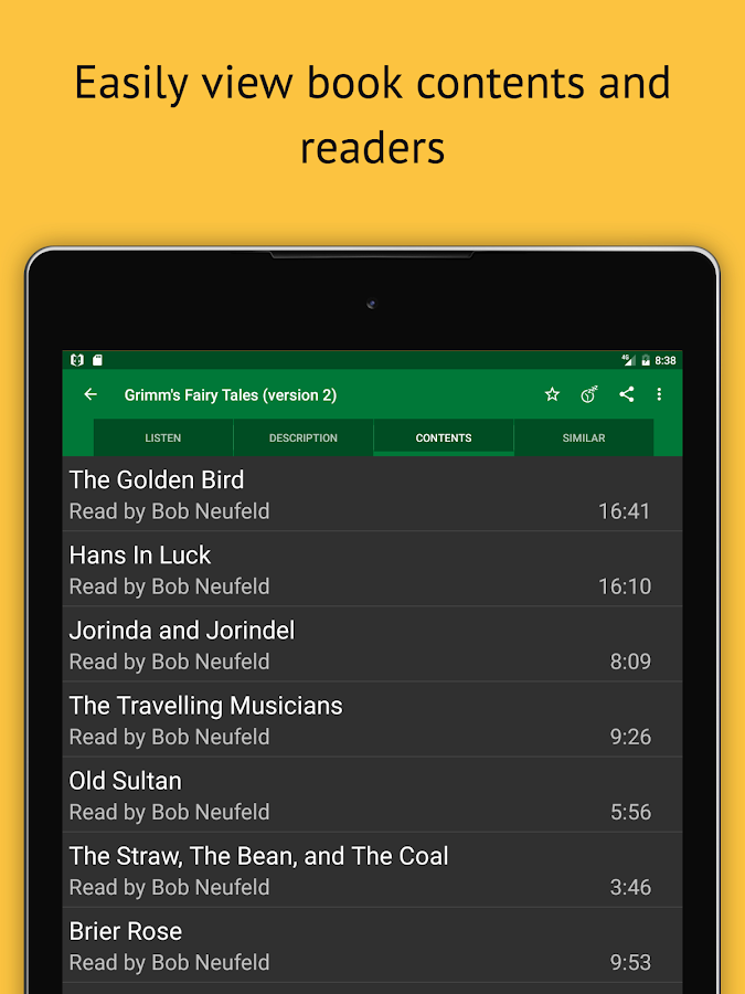 LibriVox Audio Books Free- screenshot