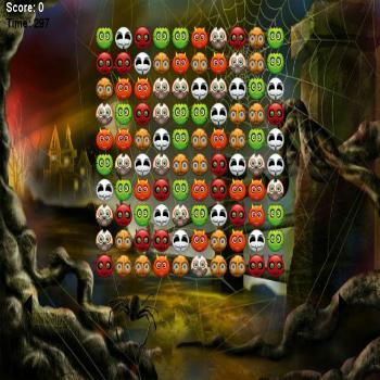 Happy Halloween Games Salon