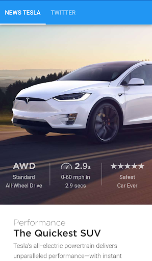 TESLA NEWS 1.0 screenshots 6