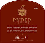 Ryder Pinot Noir