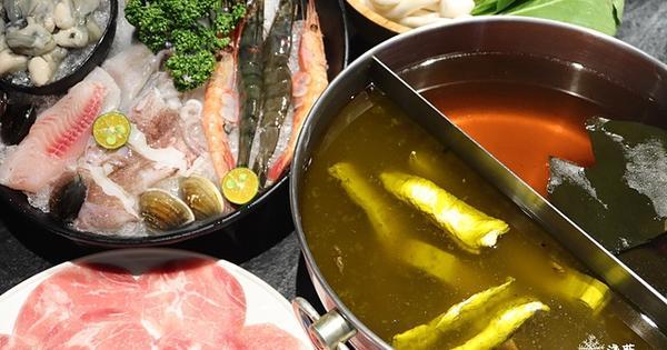 蓹青重慶麻辣鍋物~特色青花椒鍋底,單點式鴛鴦鍋