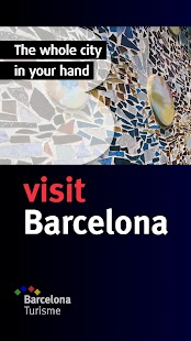 Barcelona Official Guide- screenshot thumbnail
