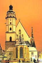 Photo: Thomaskirche in  Leipzig