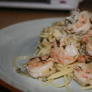 Ultimate Shrimp Scampi.
