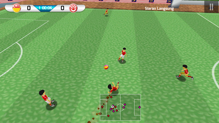 Piala Liga Malaysia screenshot