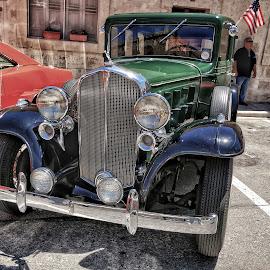 by Johnpaul Bonanno - Transportation Automobiles