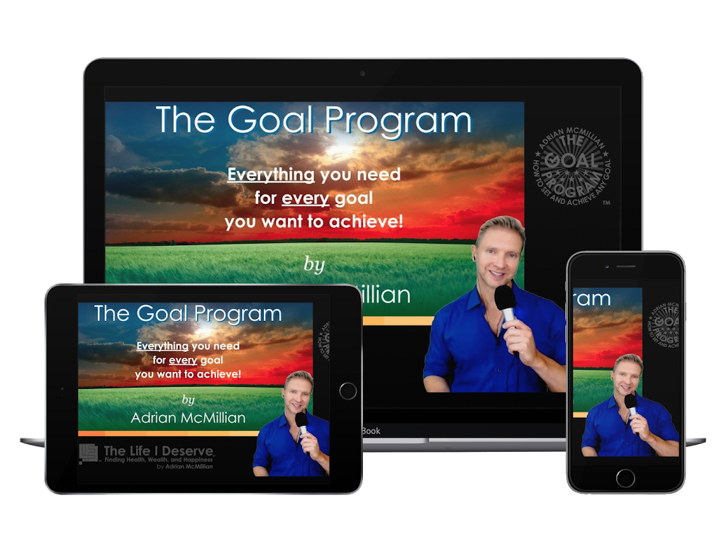 The Goal Program - Screens