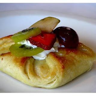 Almond Pastry Cream