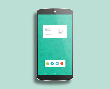 Chy MinimalFlat icon pack v1.0