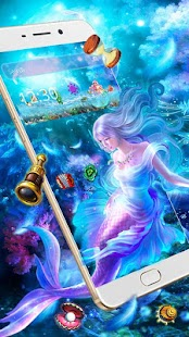 Undersea Mermaid Launcher - náhled