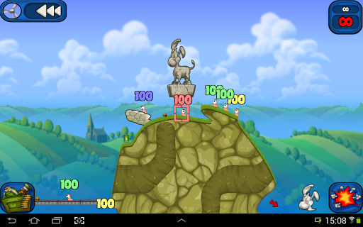 Worms 2: Armageddon - screenshot