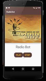 Radio Bot - náhled