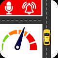 Voice Speedometer : Speed limit,GPS,Drive History